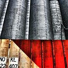 The Grain Train by Kimcalvert