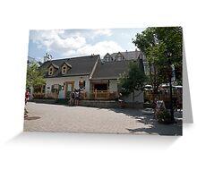 "Micro Brasserie ""La Diable"" Greeting Card"