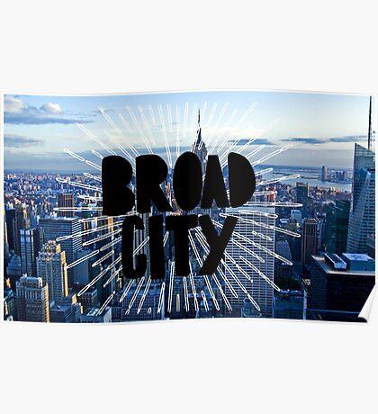 Broad City 2 Poster