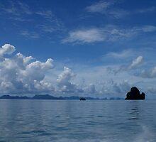 Blue Seas by Elaine Short