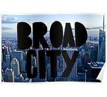 Broad City 1 Poster