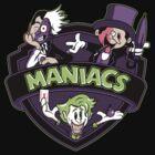 Bat Maniacs by Ratigan