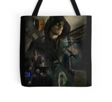 Arrow CW Design (2.0) Tote Bag