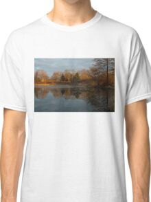 Reflections In My Favorite Pond Classic T-Shirt