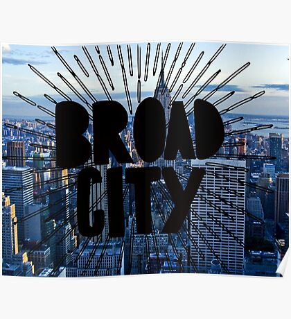 Broad City 3 Poster