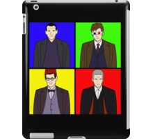 POPtor Who iPad Case/Skin