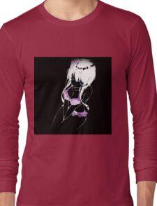 haganai simple color edit Long Sleeve T-Shirt