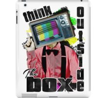 Think Outside The Box! iPad Case/Skin