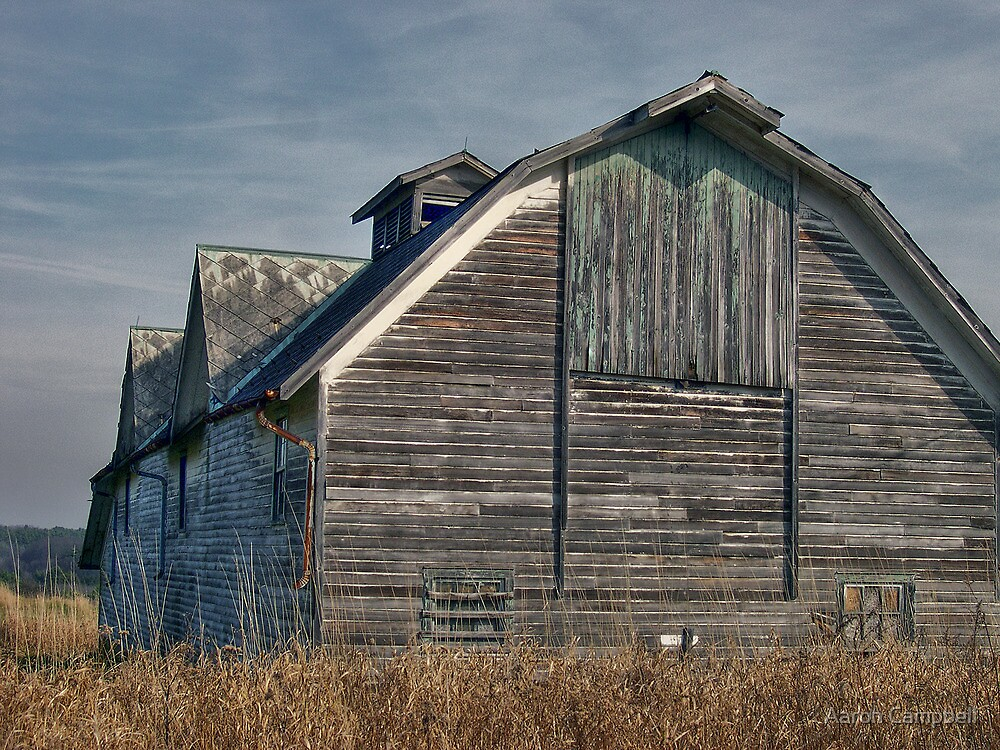 Barn No. 1 by Aaron Campbell