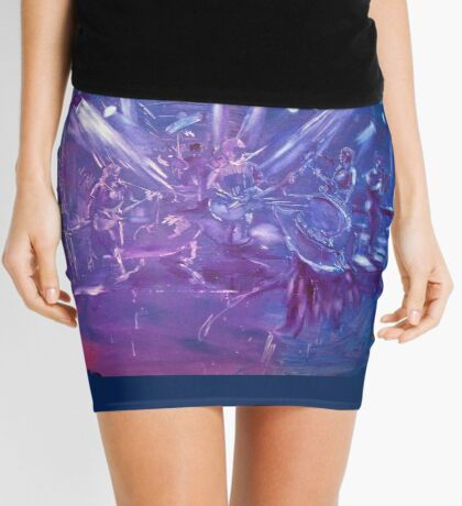 GYMPIE MUSTER - COLLECTION - JONAH'S ROAD Mini Skirt