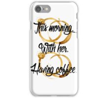 Paradise is... iPhone Case/Skin