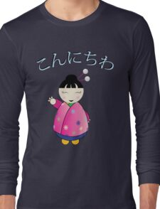 Konichiwa Long Sleeve T-Shirt