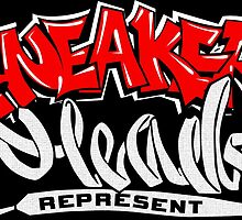 Sneakerheads- Represent 1 by tee4daily