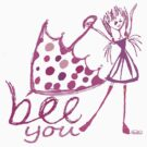Bee You Umbrella by PlanBee