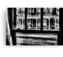 Haunted #1 Canvas Print