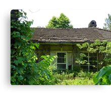 The General's Last Abode Canvas Print
