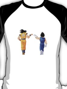 Bejita and Goku feel good ! T-Shirt