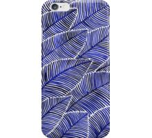 Tropical Navy iPhone Case/Skin