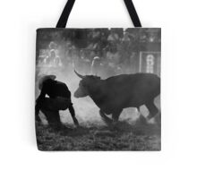 0102 Caught Unawares Tote Bag