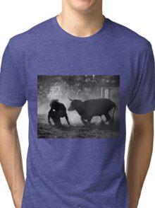 0102 Caught Unawares Tri-blend T-Shirt