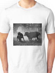 0102 Caught Unawares Unisex T-Shirt