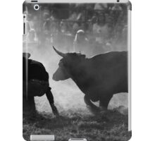 0102 Caught Unawares iPad Case/Skin