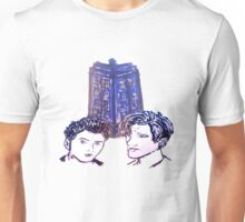 Doctor Who - Ten & Eleven Unisex T-Shirt