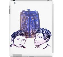Doctor Who - Ten & Eleven iPad Case/Skin