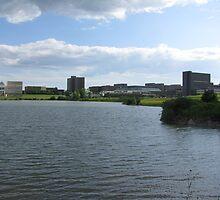 Campus View by Seth Black