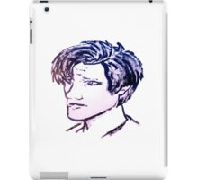 The Eleventh Doctor iPad Case/Skin
