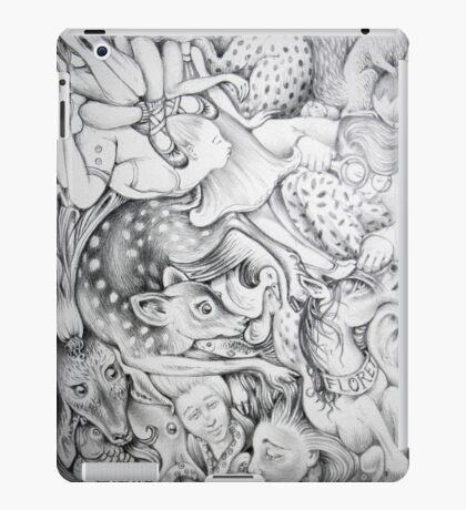 Woven Drawing 11 iPad Case/Skin