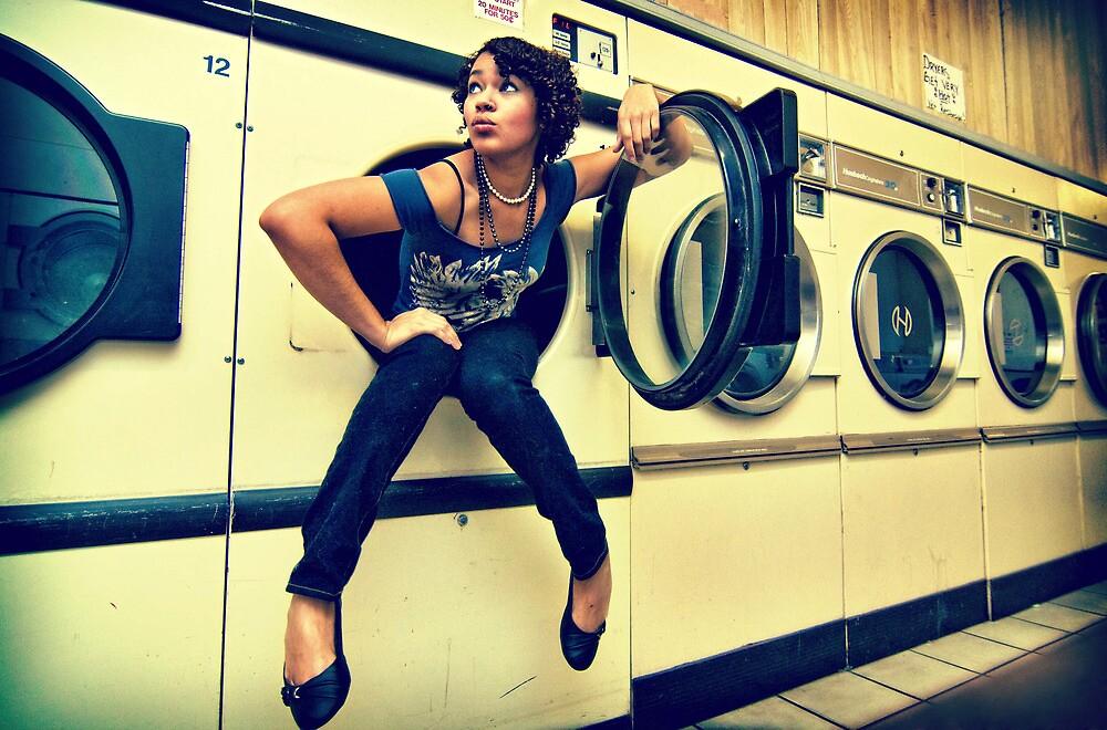 Laundry Day by Minie Gonzalez