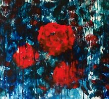 RED by KLArtWorld