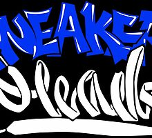 Sneakerheads- Royal by tee4daily