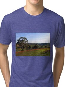 Bega, NSW Tri-blend T-Shirt