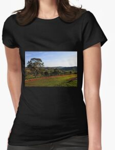 Bega, NSW Womens Fitted T-Shirt