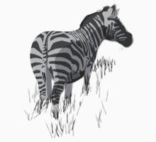Zebra by sbland