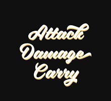 ADC - Attack Damage Carry Unisex T-Shirt