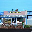 Pizzeria by Joan Wild
