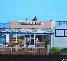 Pizzeria by Joan Wild