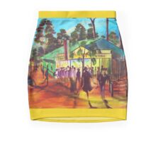 GYMPIE MUSTER - COLLECTION - MUSTER TAVERN SWAGGER Mini Skirt