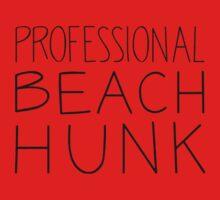 Beach Hunk by c-p-z