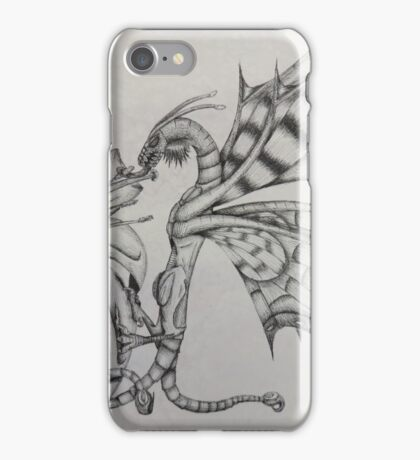 Fey Dragon iPhone Case/Skin