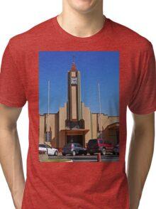 Council Chambers, Goondiwindi, Queensland, Australia Tri-blend T-Shirt