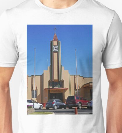 Council Chambers, Goondiwindi, Queensland, Australia Unisex T-Shirt