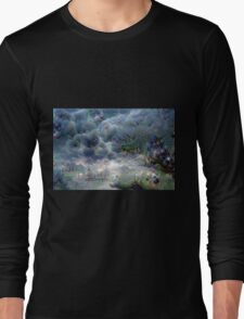 Small Town in Strangeland Long Sleeve T-Shirt