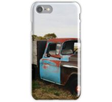 1430 Old Chevrolet Truck iPhone Case/Skin