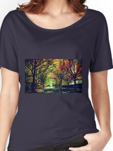 Autumn In Canberra Women's Relaxed Fit T-Shirt