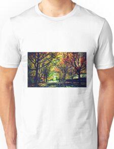 Autumn In Canberra Unisex T-Shirt