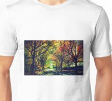Autumn In Canberra Unisex T-Shirt